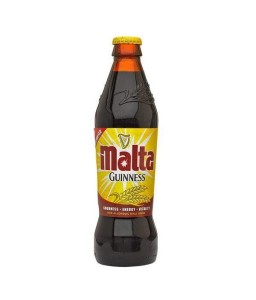 Malta Guiness bouteille 330 ml